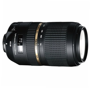 Tamron 70-300mm f4-5.6 SP Di VC USD Lens